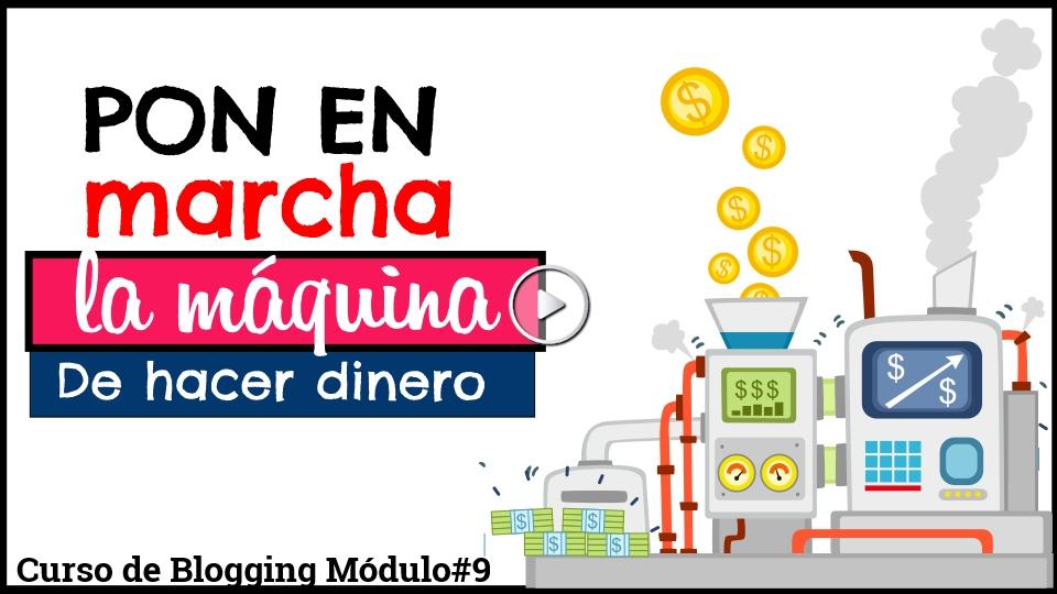 Maquina de hacer dinero online
