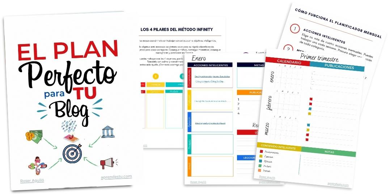 Planificador de blog
