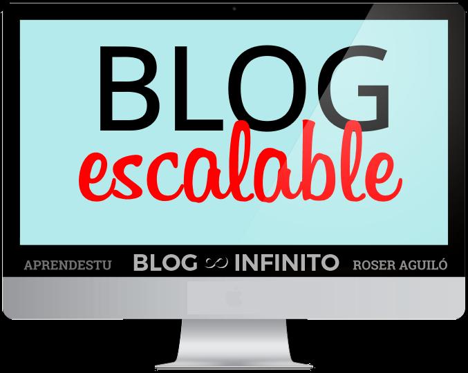 Blog escalable - Blog Infinito