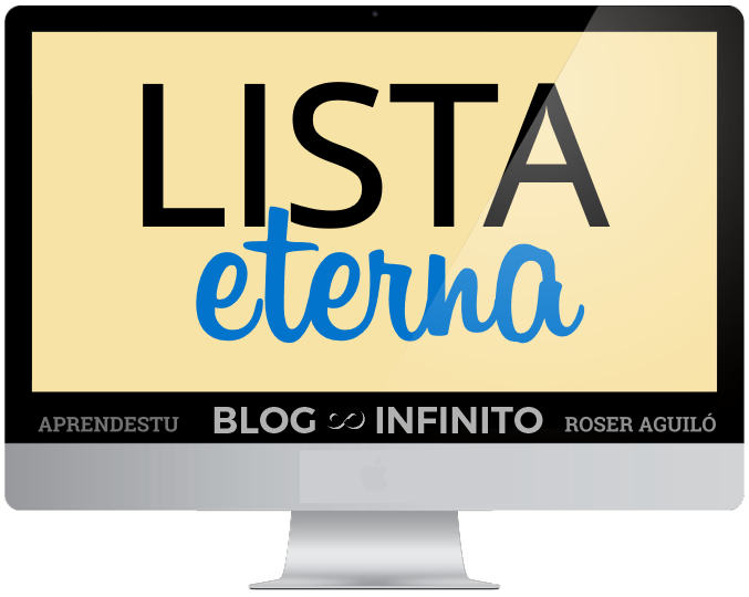 Lista eterna - Blog Infinito
